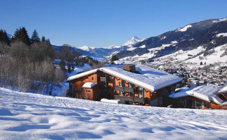Residence Lune Argent in Megeve , France image 1