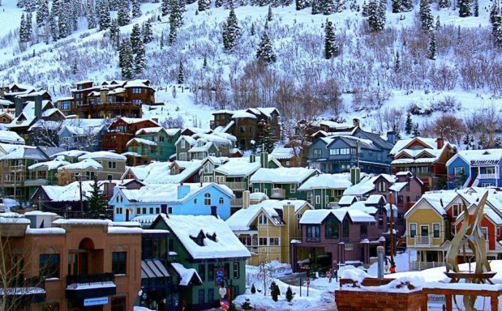 Park City in mig images , United States image 1