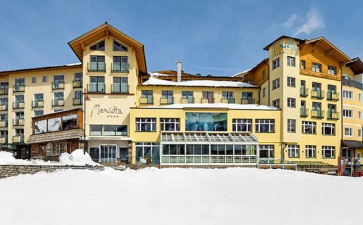 Hotel Marietta, Obertauern, Exterior