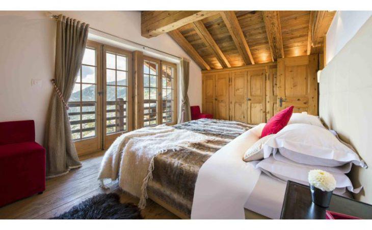 Milou, Verbier, Double Bedroom