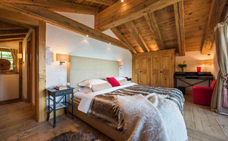 Milou, Verbier, Double Bedroom 2