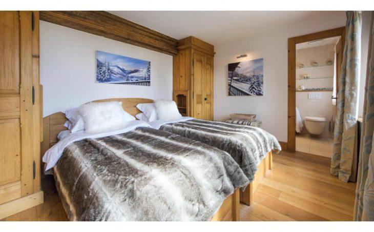 Milou, Verbier, Double Bedroom 3
