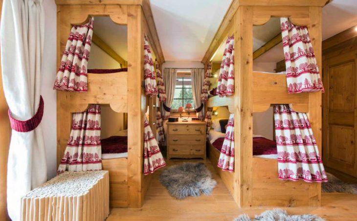 Milou, Verbier, Bunk Bedroom