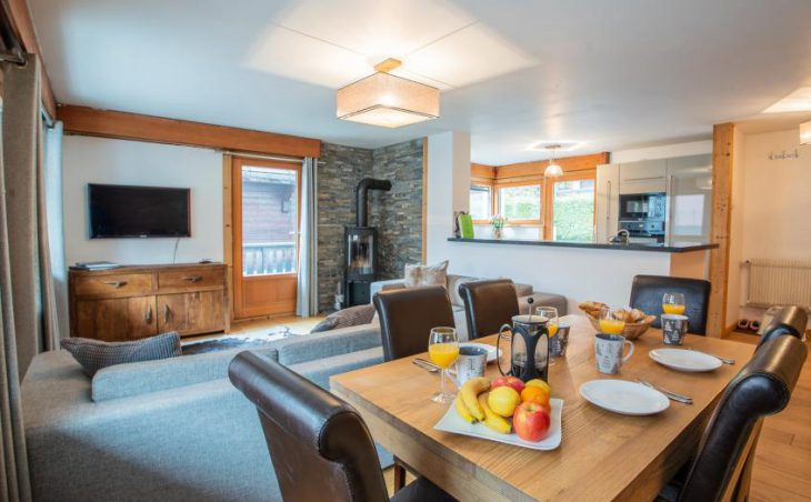 Mintaka Apartment, Chamonix, France | Ski Line