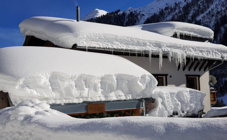 Chalet Narnia in St Anton , Austria image 37