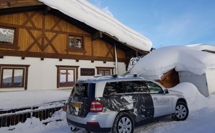 Chalet Narnia in St Anton , Austria image 38