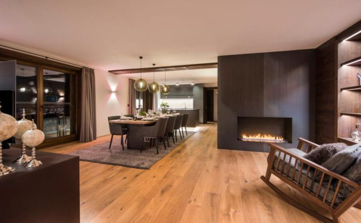 Nidus Apartment 4 in Lech , Austria image 2