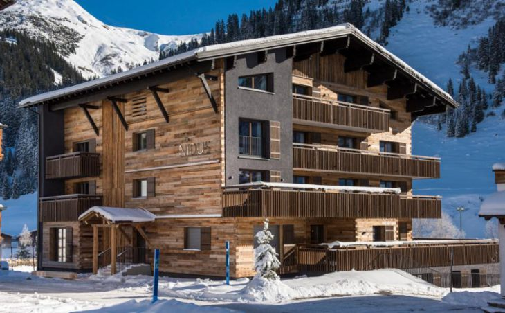 Nidus Apartment 4 in Lech , Austria image 1