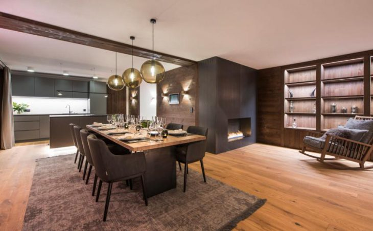 Nidus Apartment 4 in Lech , Austria image 3