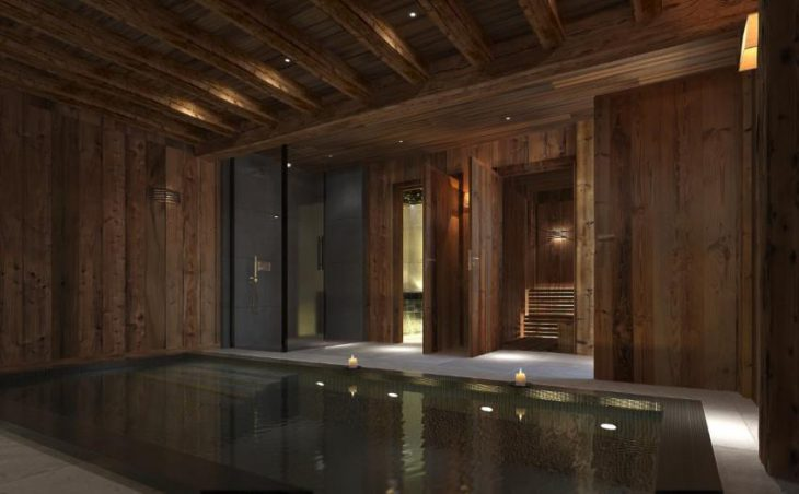 No.5 Aspen House, Val d'Isere, Spa