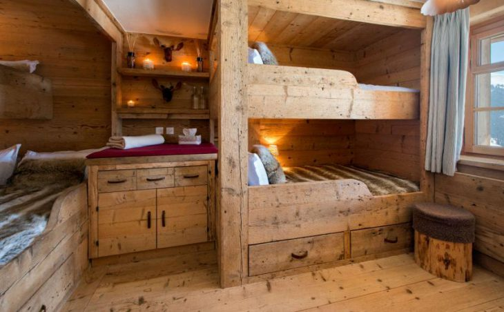 Chalet Nyumba, Verbier, Bunk Room