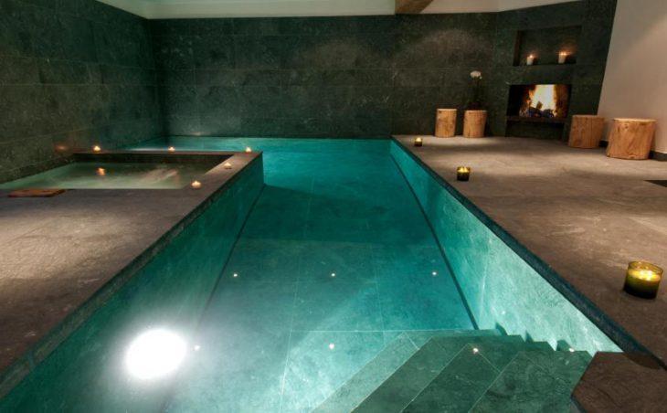 Chalet Nyumba, Verbier, Swimming Pool
