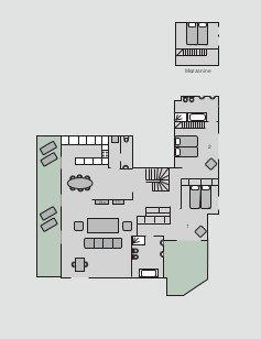 Chalet Place Blanche 2 Verbier Floor Plan 1