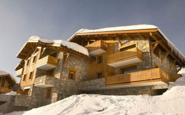 The Penthouse in La Rosiere , France image 1