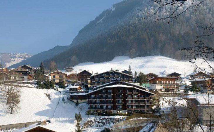 Ski Hotel Le Petit Dru in Morzine , France image 1