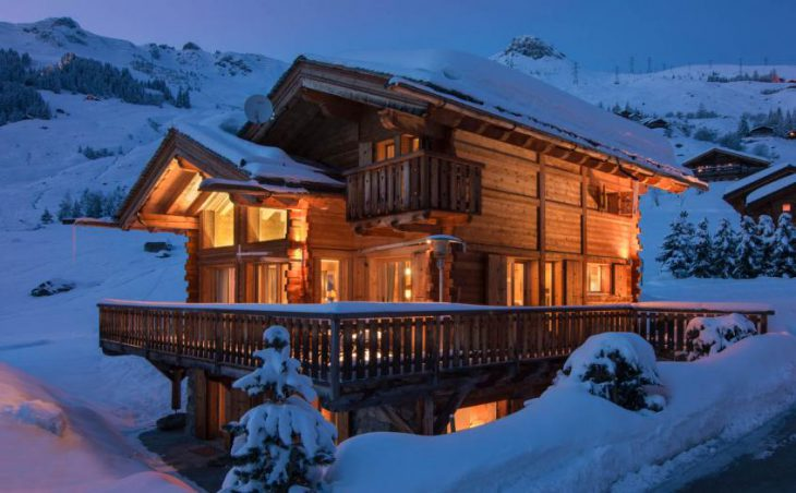 Chalet Pierre Avoi in Verbier , Switzerland image 1