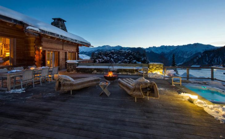 Chalet Pierre Avoi in Verbier , Switzerland image 2
