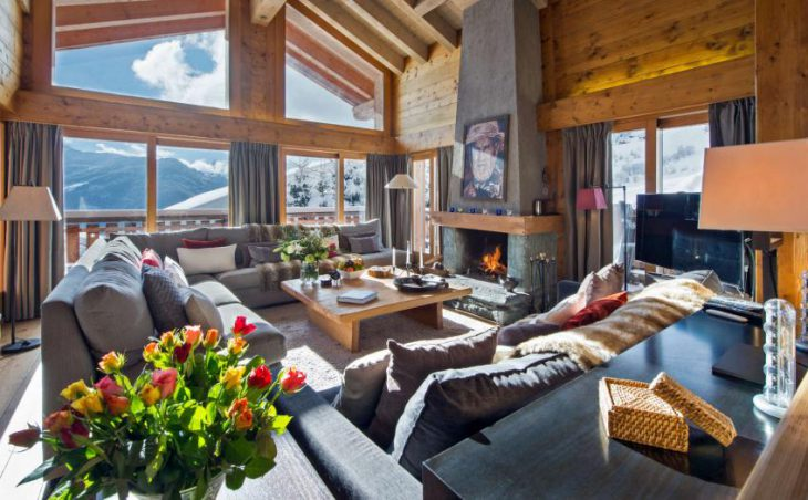 Chalet Pierre Avoi in Verbier , Switzerland image 4