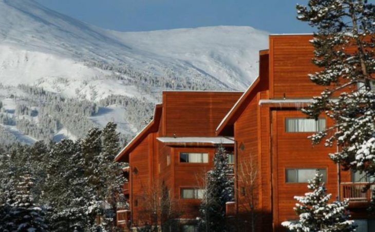 Pine Ridge Condominiums, Breckenridge, United States. External