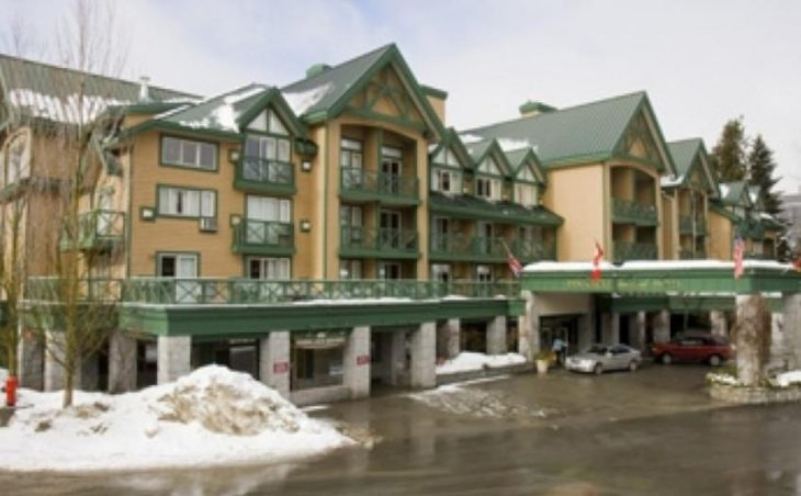 Pinnacle International Hotel_whistler_Canada.External