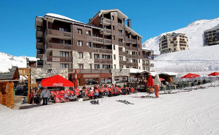 Residence Le Rond Point des Pistes in Tignes , France image 1