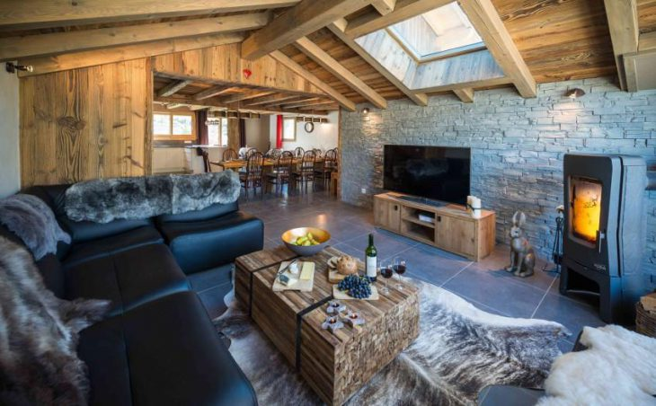 Chalet Polaris in St-Martin-de-Belleville , France image 5
