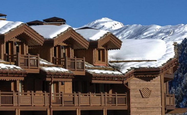 Portetta Lofts (Loft 2) in Courchevel , France image 1