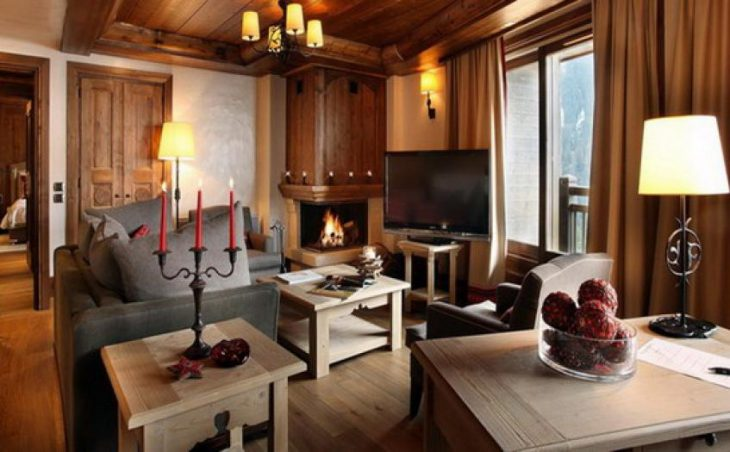 Portetta Lofts (Loft 2) in Courchevel , France image 8