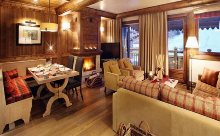 Portetta Lofts (Loft 2) in Courchevel , France image 7