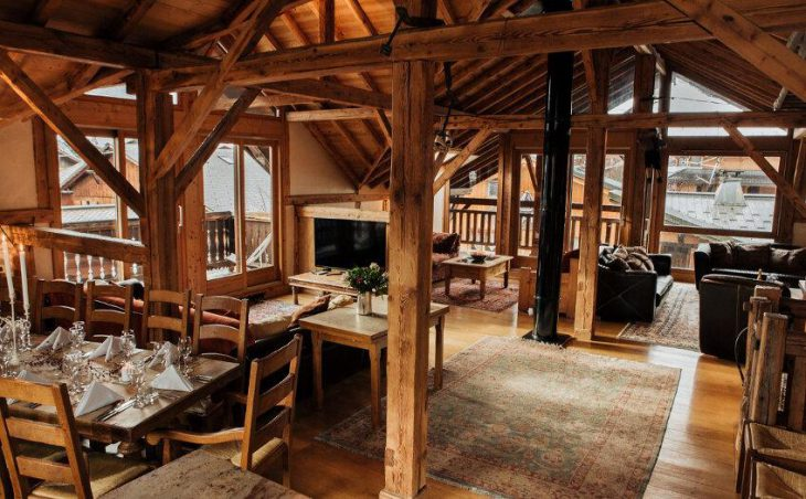 Chalet Alp Inn (Catered) in Morzine , France image 3