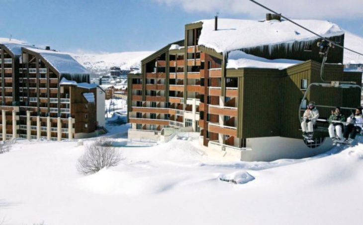 Quartier des Bergers Apartments in Alpe d'Huez , France image 1