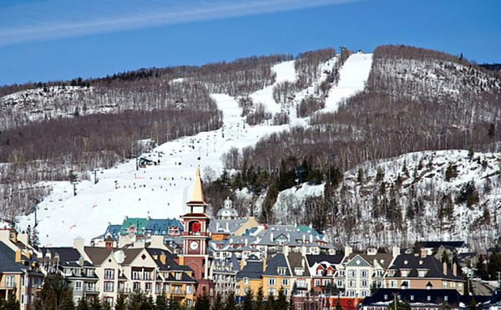 Tremblant in mig images , Canada image 2