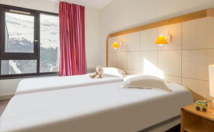 Residence La Foret, Flaine, Twin Room