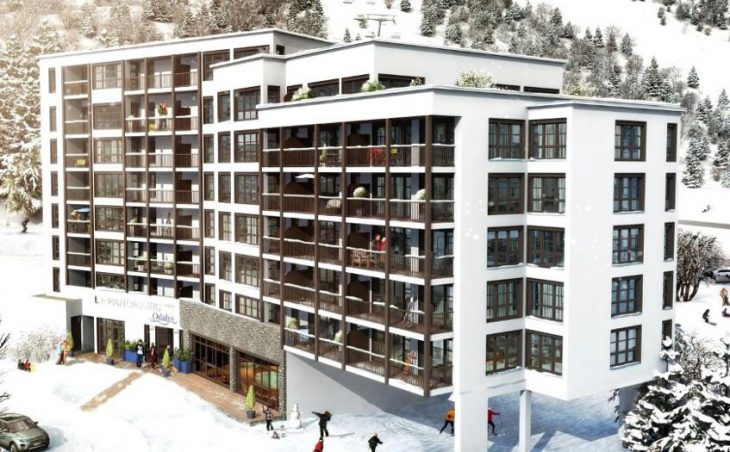 Residence Le Panoramic in Flaine , France image 2