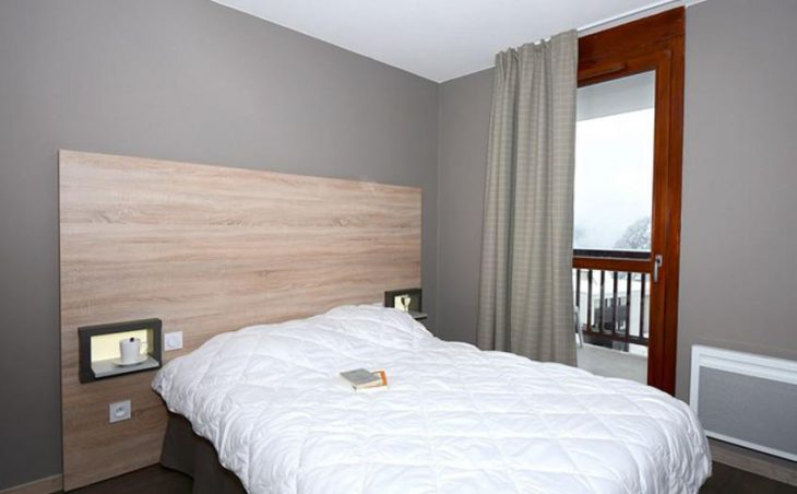 Residence Le Panoramic, Flaine, Bedroom 2