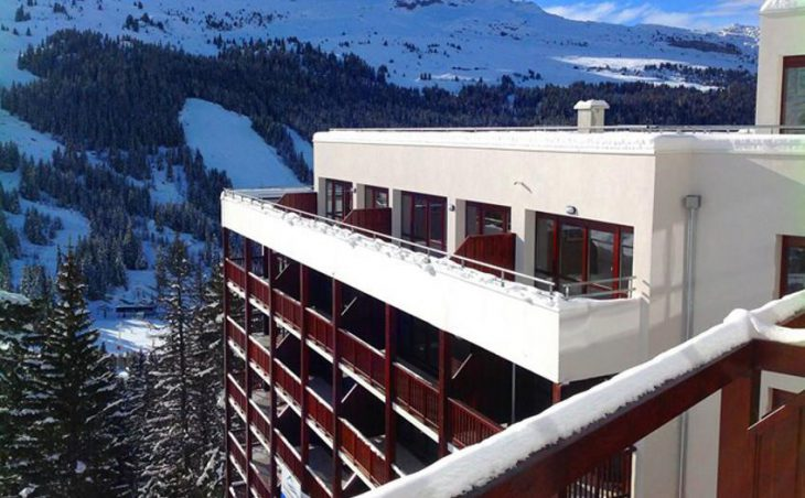 Residence Le Panoramic, Flaine, External 2