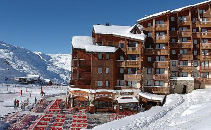 Residence Village Montana Val Thorens in Val Thorens , France image 2