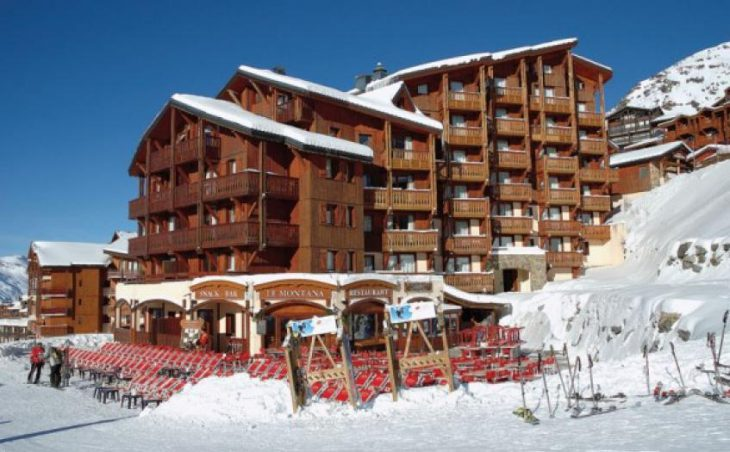 Residence Village Montana in Val Thorens , France image 1