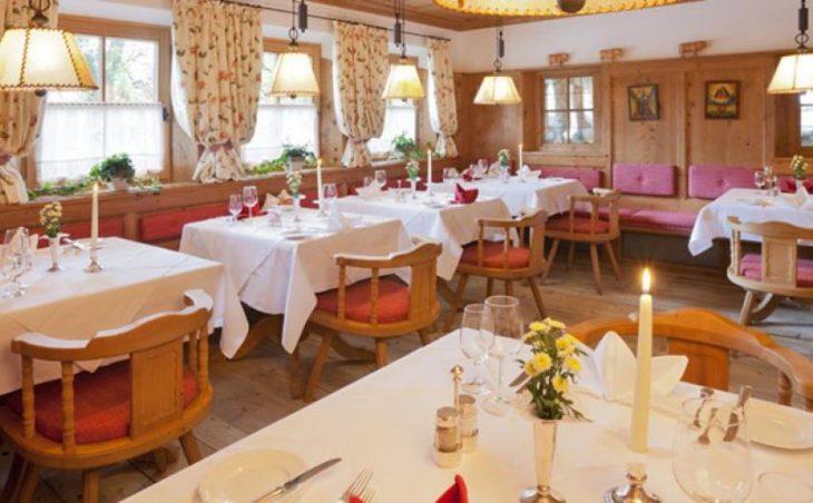 Hotel Boglerhof, Alpbach, Dining Area