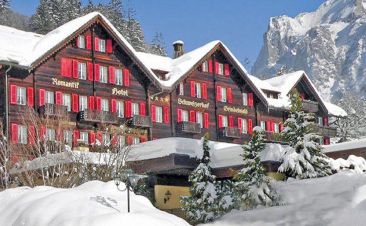 Romantik Hotel Schweizerhof in Grindelwald , Switzerland image 1