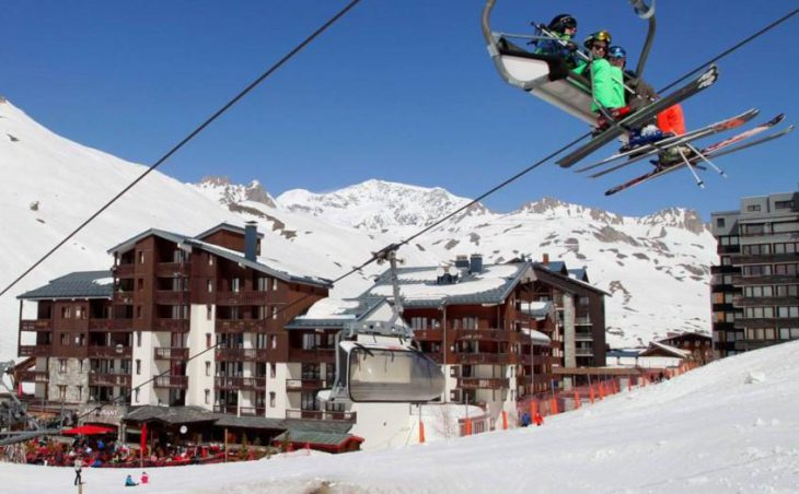 Le Rond Point des Pistes Apartments in Tignes , France image 1