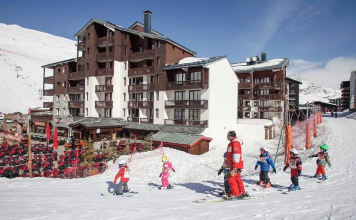 Le Rond Point des Pistes Apartments in Tignes , France image 2