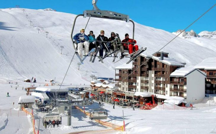 Le Rond Point des Pistes Apartments in Tignes , France image 5