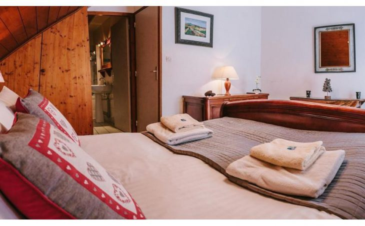 Chalet Rostaing, Alpe d'Huez, Double Bedroom 4