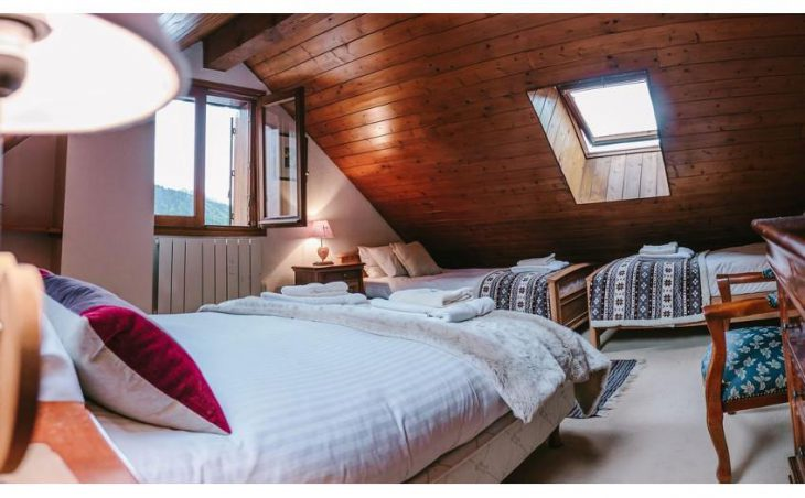 Chalet Rostaing, Alpe d'Huez, Double Bedroom 6
