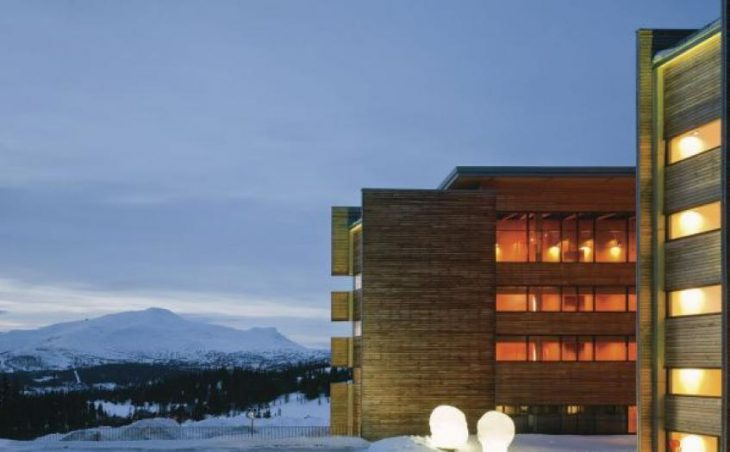 Copperhill Mountain Lodge in Are , Sweden image 9