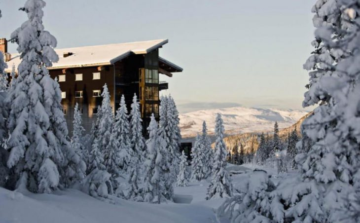 Copperhill Mountain Lodge in Are , Sweden image 1