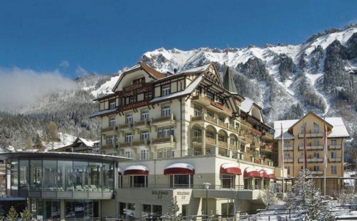 Hotel & Spa Victoria-Lauberhorn in Wengen , Switzerland image 1