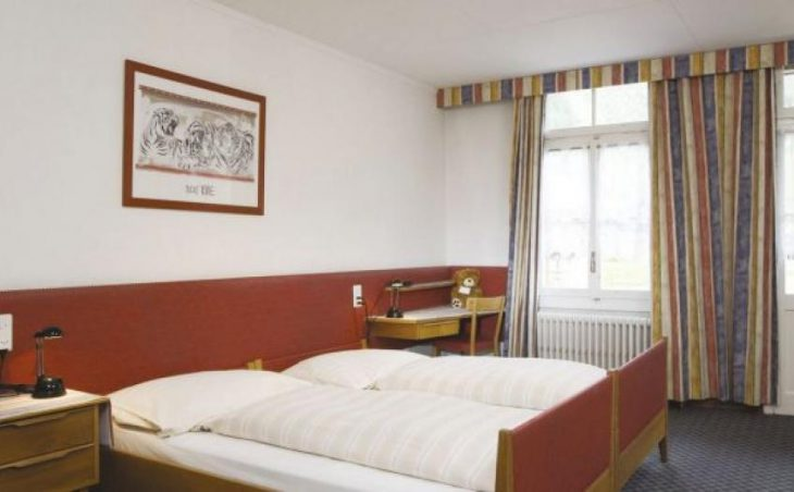 Hotel Bernerhof in Wengen , Switzerland image 2
