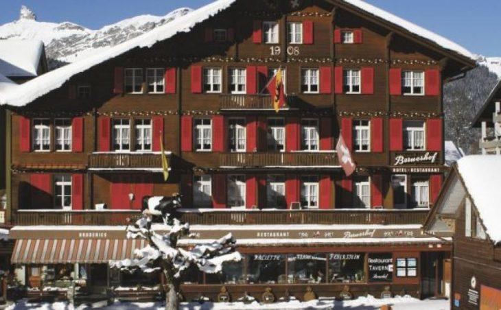 Hotel Bernerhof in Wengen , Switzerland image 4